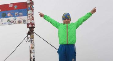 Desetogodišnjak iz Konjica jedan od najmlađih planinara koji je stigao do najvišeg vrha u BiH