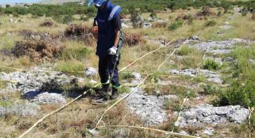 MINE Demineri osigurali sigurnije okruženje povratnicima kod Stoca