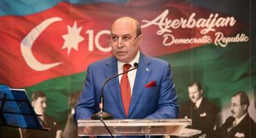 Uhićen veleposlanik Azerbajdžana za BiH, Crnu Goru i Srbiju