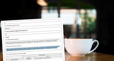 MIO/PIO Zavod izdvojio više od 13 tisuća maraka za vodu, kavu i čaj
