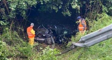 UGAŠENI ŽIVOTI U teškoj nesreći kod Donjeg Vakufa poginula dva mladića