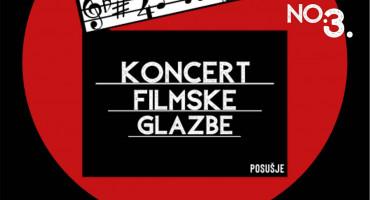 ZBOG KORONE Koncert filmske glazbe Posušje na televiziji i radiju