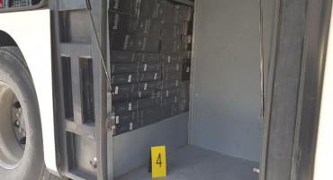 AKCIJA BASTION U BiH pokušali prokrijumčariti 3.450 kutija cigareta
