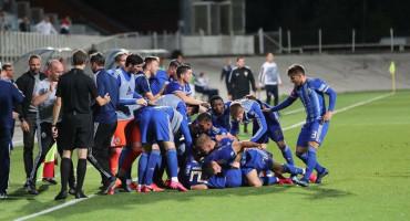 Pogledajte uz koju su pjesmu nogometaši Lokomotive proslavili uspješnu sezonu
