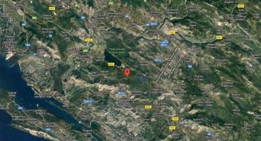 Slabiji potres zabilježen kod Čapljine