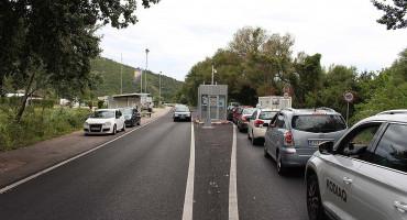 Produžena mjera zabrane prelaska graničnih prijelaza Hrvatske