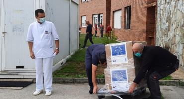 SBŽ Dva respiratora uručena bolnicama u Novoj Biloj i Travniku