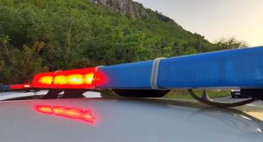 ČAPLJINA 36-godišnja pješakinja teško ozlijeđena u naletu automobila