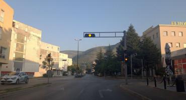 VAN FUNKCIJE Mostarski semafori na kolektivnom godišnjem odmoru
