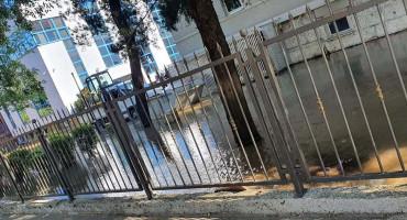 VELIKI KVAR Dio Mostara bez opskrbe vodom