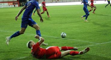 Velež 'slomio' Krupu pred kraj utakmice, Željezničar do sada bez poraza