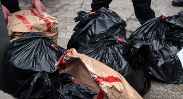 POLICIJSKA KONTROLA Gruđanin uhvaćen sa 200 kg duhana