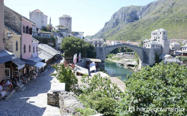 Vlada FBiH zabranila sve intervencije u mostarskom Starom gradu do izrade regulacijskog plana