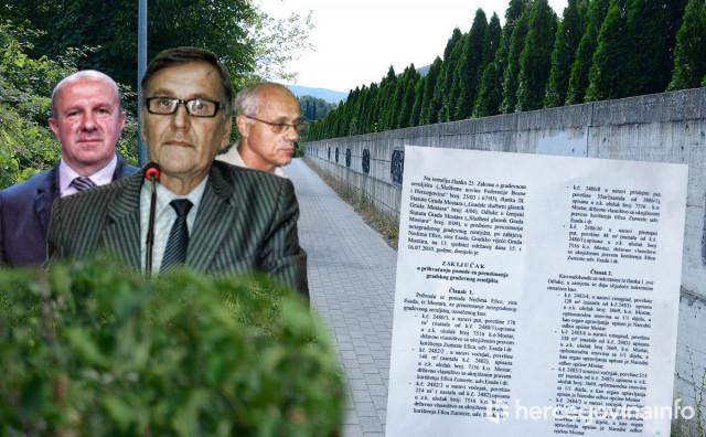 DONOSIMO TRANSKRIPT Kako su HDZ i SDA oštetili Mostar trampom samo da bi se Čović mogao proširiti