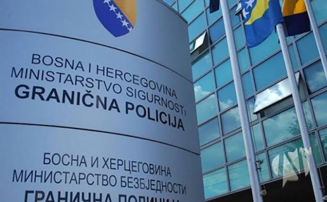 REAKCIJA GRANIČNE POLICIJE BiH Prema Rusima se postupalo u skladu s propisima