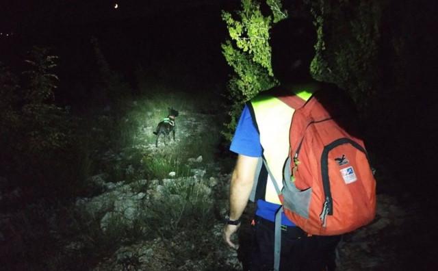 GSS Mostar u potrazi za nestalom osobom