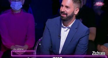 BEBANIĆ NAPUSTIO ZADRUGU Pink će ga tužiti i potraživati 50 tisuća eura