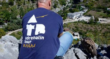 NESVAKIDAŠNJI DOGAĐAJ Rijetka vrsta ptice ponovno puštena u prirodu kod Mostara
