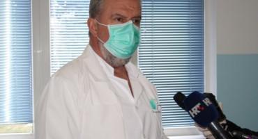 DOKTOR CIKOJEVIĆ Stanje u Livnu nije alarmantno, u bolnici su uglavnom pacijenti s upalom pluća