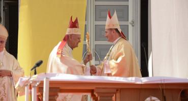 Petar Palić novi biskup, evo što je rekao u svojoj prvoj propovijedi