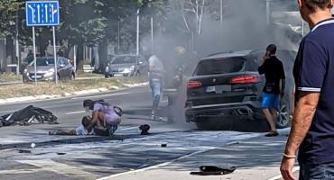 META Muškarac likvidiran u eksploziji auta u pokretu