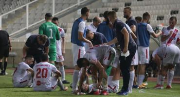 MALO JE NEDOSTAJALO Častan poraz Zrinjskog na Cipru nakon lutrije jedanaesteraca