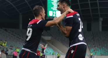 KAKVA UTAKMICA Zrinjski slavio protiv Olimpije te izborio 3. pretkolo kvalifikacija Europa lige