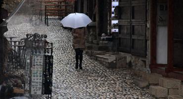 PROGNOZA U ponedjeljak kiša, a od utorka slijedi stabilnije vrijeme