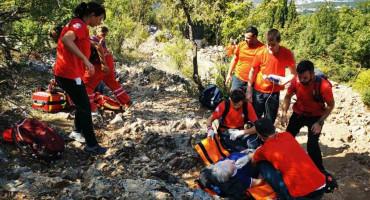 ŠEST INTERVENCIJA Pune ruke posla za HGSS na Križevcu, jedna osoba imala srčani udar