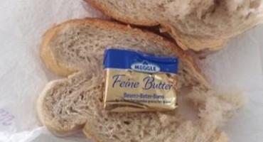 BUGOJNO Ovo je doručak u bolnici, ne košta ni pola marke