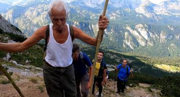 86-godišnji Hercegovac se popeo na najviši vrh u BiH