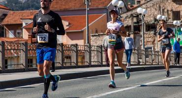 POLUMARATON Zbog utrke posebna regulacija prometa u većini glavnih ulica Mostara