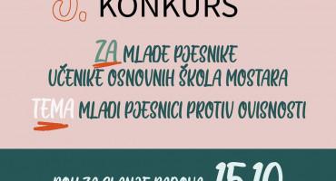 NATJEČAJ Prilika za mlade pjesnike s područja Mostara
