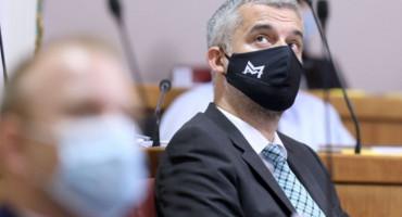 Nino Raspudić završio na kisiku, opisao kako je prebolio koronu