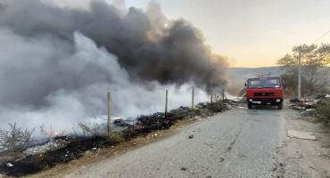 24 SATA Vatrogasci u HNŽ ugasili 14 požara