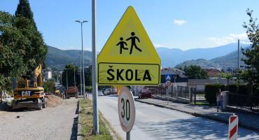 HNŽ Intenzivnija policijska kontrola u blizini škola