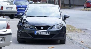 MOSTAR Sudar tri vozila sa materijalnom štetom i bez ozlijeđenih osoba
