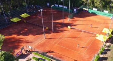 """U KLUBU DODIGA I ČILIĆA Započeli """"Dani tenisa"""" - Međugorje 2020."""