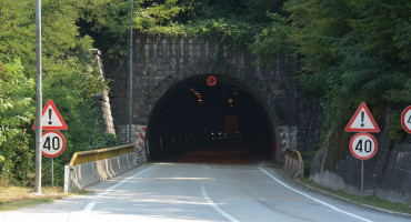POTEŠKOĆE U PROMETU Na red došao tunel Crnaja, počinju pripremni radovi
