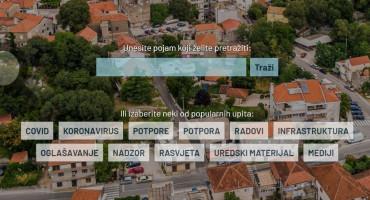 VRGORAC KAO PRIMJER Razvili aplikaciju putem koje građani mogu pratiti sve troškove gradske uprave