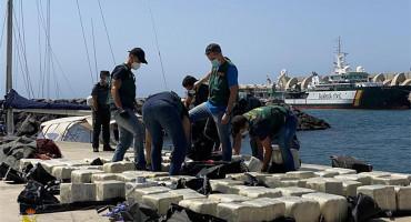 AKCIJA Tri državljanina Hrvatske uhićena s kokainom vrijednim više od 40 milijuna eura