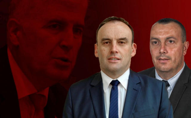 ŠARAC I GALIĆ: Maloljetan sam ušao u HDZ, nije to više to; Žele da glas u Tomislavu vrijedi manje