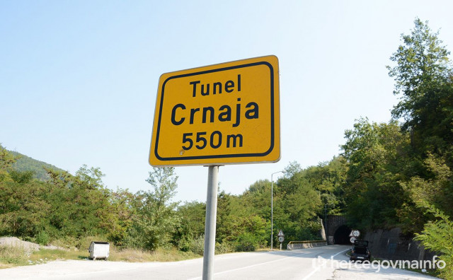 MOSTAR-SARAJEVO Vlada FBiH predložila odgodu početka radova u tunelu Crnaja