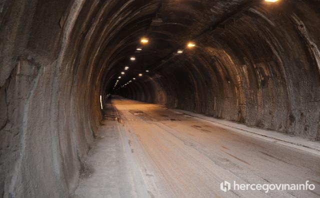 JABLANICA-KONJIC Radovi u tunelu Crnaja ponovno će usporiti prometovanje