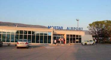 Croatia airlines ukinula avio liniju Mostar - Zagreb