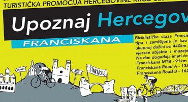 CYCLING RURAL Nova rekreativna ponuda u zapadnoj Hercegovini - Franciskana