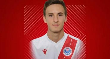 Nogometaš Zrinjskog Gabrijel Čoko ide na posudbu u Hrvatsku