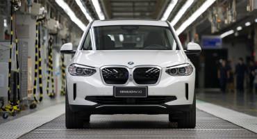 Započela proizvodnja prvog električnog BMW SUV-a
