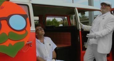 ALEJE LJUBAVI Spot Crvene Jabuke i Željka Samardžića sniman od Skoplja do Mostara