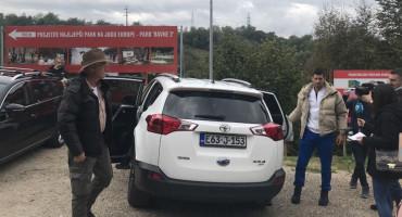 NAKON FINALA ROLAND GARROSA Novak Đoković sa suprugom Jelenom stigao u BiH